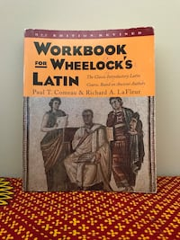 Latin Workbook Valparaiso