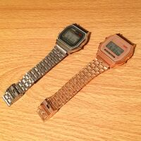 two silver and gold analog watches Côte-Saint-Luc, H4W