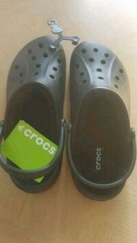 Brand new  crocs. Fur lined size 12 mens Richfield Springs, 13439