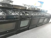 Black stoves in excellent condition delivery avail Randallstown, 21133