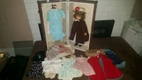 1957 madame Alexander doll w/trunk and outfits Kannapolis, 28081