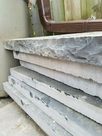 Natural flagstone copping for sale Toronto, M1H 2B3
