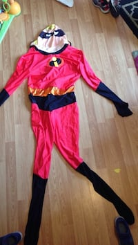 Adult XL Mr incredible costume Johnson City, 37601