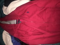 Red Polo hoodie  Chelsea, 48118