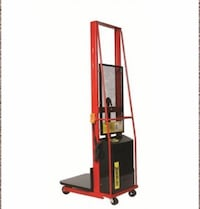 """Come Pick Up Today! New Wesco 24"""" x 24"""" Rechargeable Platform Lift Power Stacker, 261024 Dallas, 75234"""
