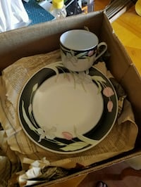 20pc China set, service for 4 Carson, 90746