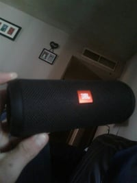 black JBL portable bluetooth speaker Visalia, 93292