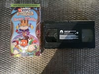 Rugrats Tales From the Crib Snow White VHS King City