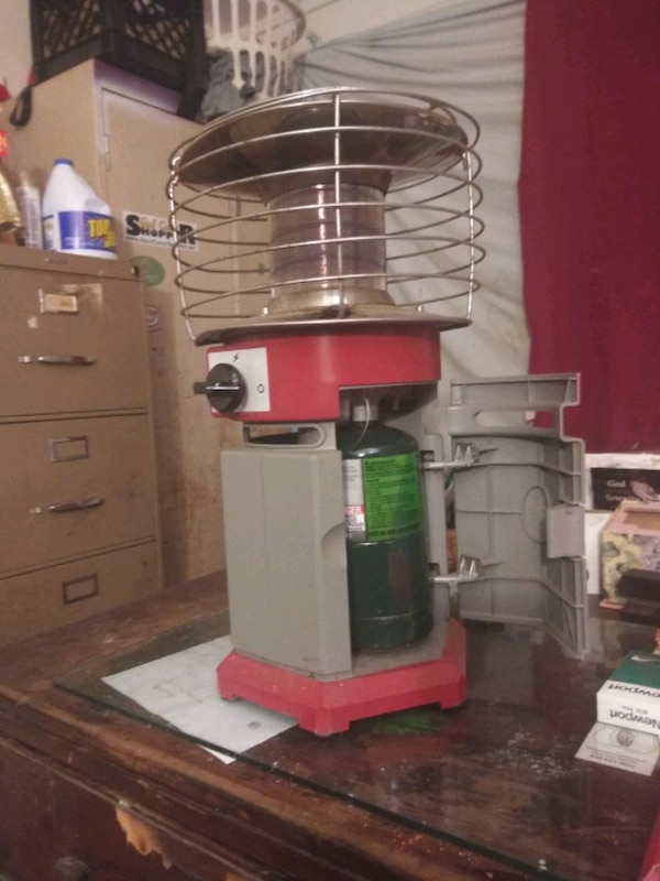 Used Propane Heater Used 1 Time Works Great For Sale In
