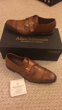 Brand New Allen Edmonds 10.5 Franciscan Monks Arlington, 22203