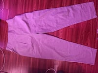 Dress up pants with white strip down the side High waisted Toronto, M4K 3T7