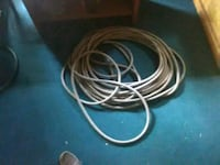 white and black coated cable Chester, 29706