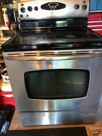 30 inch stainless steel glass top Maytag stove Ottawa, K4A 3Z5