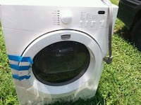 white front-load clothes washer Jamestown, 38556