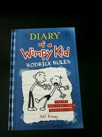 Diary of a Wimpy Kid book Los Angeles, 90007