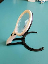 Magnifying viewer w/ light Arcadia, 91006