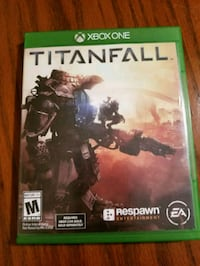 Titanfall Xbox One game case Slidell, 70460