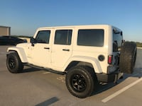 2012 Jeep Wrangler Unlimited Adelphi