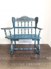 Foyer Bench (Solid Wood ) Barrie