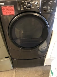 KENMORE front load electric dryer with pedestal  Baltimore, 21223