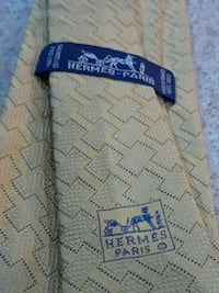 Hermes authentic tie Toronto, M6H 2X6