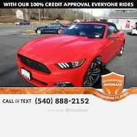 2016 Ford Mustang EcoBoost Premium Stafford, 22554