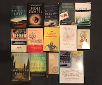 Lot of faith/spiritual books  Steilacoom, 98388