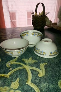 Small bowls for soup