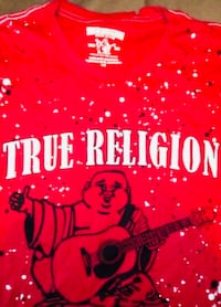 True Religion Shirt Official sz Large Capitol Heights, 20743