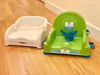 Fisher Price Baby booster seats $15 for both New York, 11235