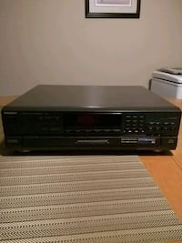 Technics SL-PD5 5 disc changer perfect condition  Innisfil, L9S 2R3