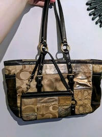 Coach set ~ bag and wristlet wallet Mississauga, L5A