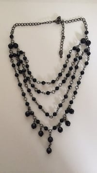 black and silver-colored necklace Toronto, M2R 3A8