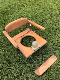 Old Brown potty trainer