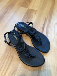 Cole Haan Black Summer Sandals Wahiawa, 96786