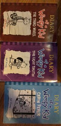 Diary of a wimpy kid Mississauga