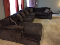 Sectional couch Summertown, 38483