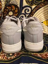 Air force 1 wolf grey/white Size: 8 U.S, Uk 7, Eur 41