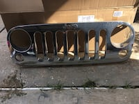 Chrome grill for Jeep  Jacinto City, 77029