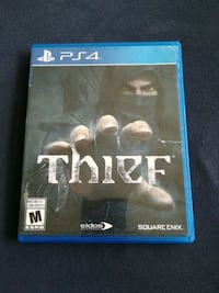 Sony PS4 Thief game case Guelph, N1E 2V5