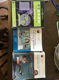 National Physical Therapy Exam study books. Price negotiable best offer for all. Originally $225. BEST OFFER  Grafton, 01519