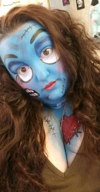 Face Painting Professional Toronto