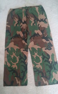 Army Camouflage Pants/Child's Halloween Costume  Gaithersburg