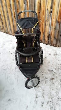 black and red jogging stroller Calgary, T2K 1C4