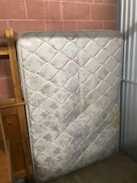 white and pink floral mattress Mc Lean, 22102