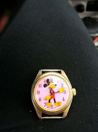 Mickey mouse classic time peice Ajax, L1S 6C4