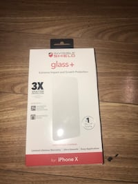 iPhone X & XS Max screen protectors. Lifetime replacement warranty  Bell, 90201