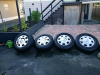 Navigate rims stock  $600 obo New Westminster, V3M 5C8