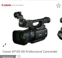 cannon  video camera Los Angeles, 91352