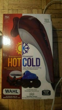 Wahl Hot-Cold Therapy Massager open box new Long Beach, 90810